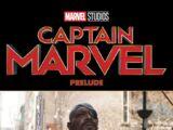 Captain Marvel Prelude