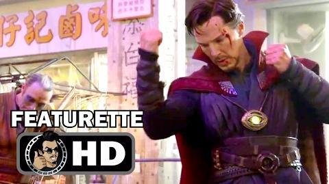 DOCTOR STRANGE Blu-Ray Clip - Fight Scenes (2017) Benedict Cumberbatch Marvel Movie HD