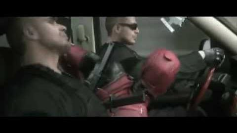 Deadpool Official Test Footage 2016 HD