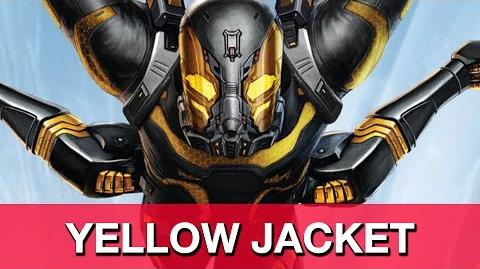 "Ant-Man Interview - Corey Stoll ""Yellow Jacket"""