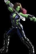 Gamora Promo Art Decor I