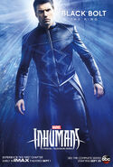 Inhumans Character Poster 06