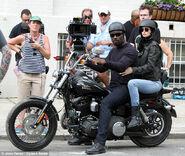 Jessica Jones Filming 11