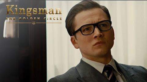 Kingsman The Golden Circle Get There Any Way You Can 20th Century FOX