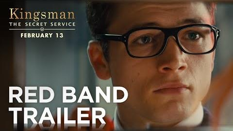 Kingsman The Secret Service Official Red Band Trailer HD 20th Century FOX