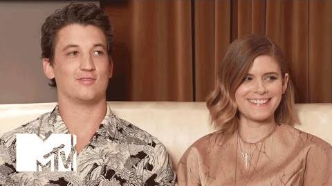 'Fantastic Four' Cast on Miles Teller & Richard Reed MTV News