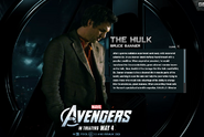 Bruce Hulk Banner