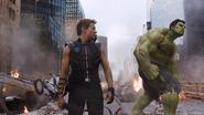 HawkEyeHulk-Avengers