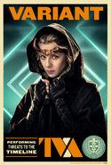 Loki TVA Character Posters 02