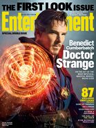EW's Doctor Strange cover-exclusive