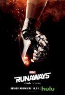 Runaways Character Poster 01