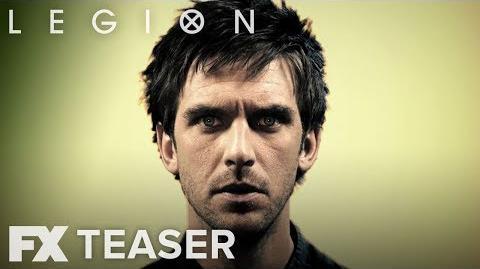 Legion Season 2 Down The Mindhole Teaser FX