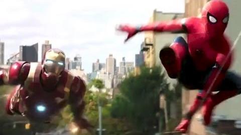 SPIDER-MAN HOMECOMING - Official International Trailer (2017) Tom Holland Marvel Superhero Movie HD