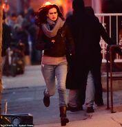 AKA Jessica Jones filming 2