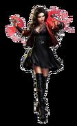 Avengers Age of Ultron Scarlet Witch Portrait Art