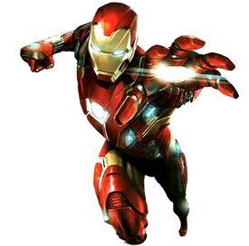 Captain America Civil War Iron Man Bleeding Edge Promo