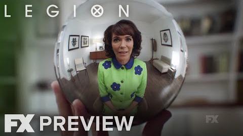 Legion Season 1 Sphere Amy Promo FX