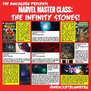 Infinity Stones Infograph