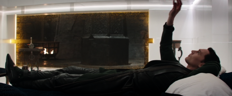 Loki Laufeyson (Time Heist 2013)