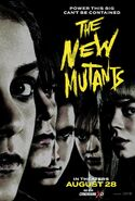 The New Mutants Cinemark XD Poster