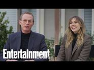 "Elizabeth Olsen & Paul Bettany Say 'WandaVision' Is ""Unlike Anything Else"" - Entertainment Weekly"