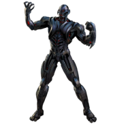 Ultron Prime Vibranium-edition art