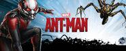 Ant-Man Film Promo Art