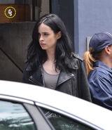Jessica Jones Filming 8