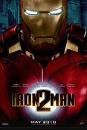 Iron Man 2 Poster 4 by ScorpionSoldier