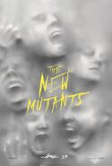 New Mutants teaser poster 2