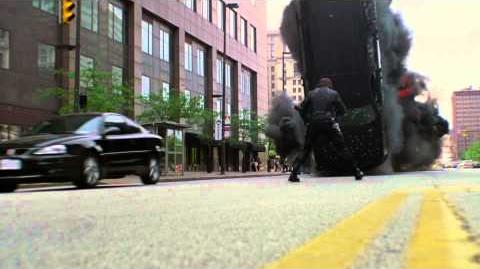 Marvel's Captain America The Winter Soldier - Clip Get Off The Grid - In Cinemas Now
