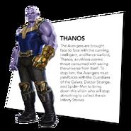 Thanos The Mad Titan Infinity War Bio