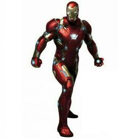Captain America Civil War Iron Man Bleeding Edge