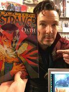 Doctor Strange Comic Book Store Promo