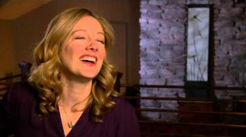 """Ant-Man """"Maggie"""" Official Movie Interview - Judy Greer"""