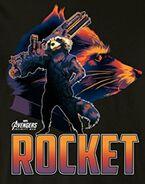 Rocket Infinity War Guardian