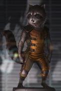 Rocket Raccoon Concept Art
