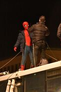 Spider-Man - Homecoming - Set - October 11 2016 - 4