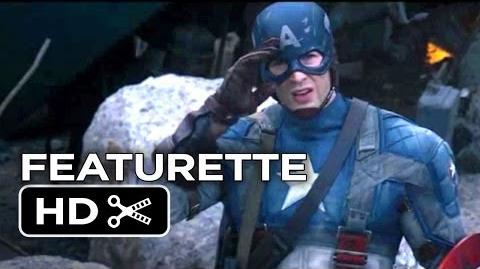 Captain America The Winter Soldier Featurette - The Characters (2014) - Chris Evans Movie HD