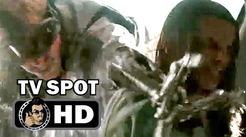 LOGAN TV Spot 5 - We Need The Girl (2017) Hugh Jackman Wolverine Movie HD