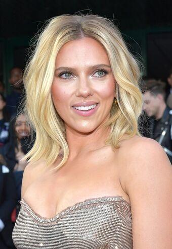 Scarlett Johansson Marvel Movies Fandom