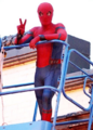 Spider-Man - Homecoming - Spidey - Set - August 30 2016 - 2