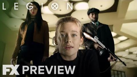 Legion Season 1 Feel Promo FX