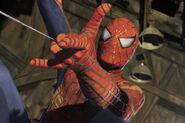 Spider-Man rescue