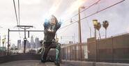 Captain Marvel (film) Stills 39