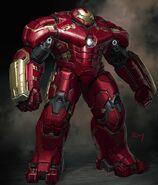 Hulkbuster Ryan Meinerding AOU Concept Art 01