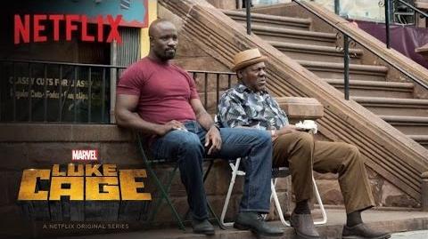 Luke Cage Street Level Hero Harlem - 30 September Netflix
