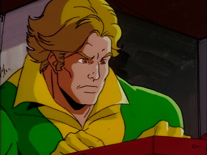 Sean Cassidy (Marvel Animated Universe)