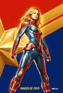 Captain Marvel BCC Poster
