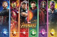 Infinity stones characters
